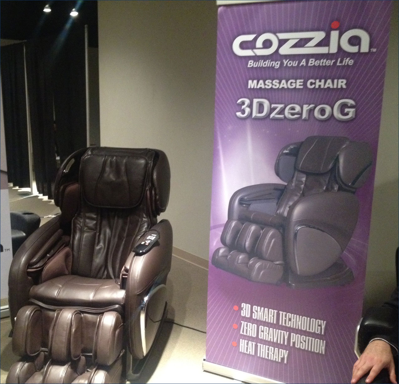 Marvelous Cozzia 3Dzerog Massage Chair Massage Chair Reviews Gmtry Best Dining Table And Chair Ideas Images Gmtryco