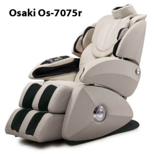 Best Massage Chair of 2012 - Osaki OS-7075r