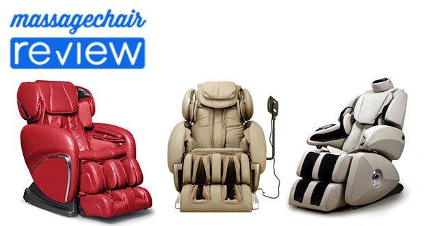 Best Massage Chair of 2012