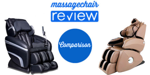 Osaki OS-7075R vs Osaki OS-7200H Massage Chair Comparison