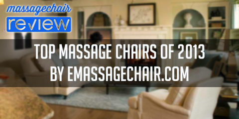 Top Selling Best Massage Chair of 2013