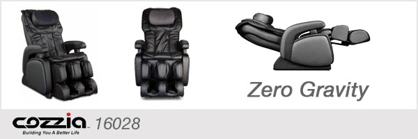 Cozzia 16028 Review - Massage Chair