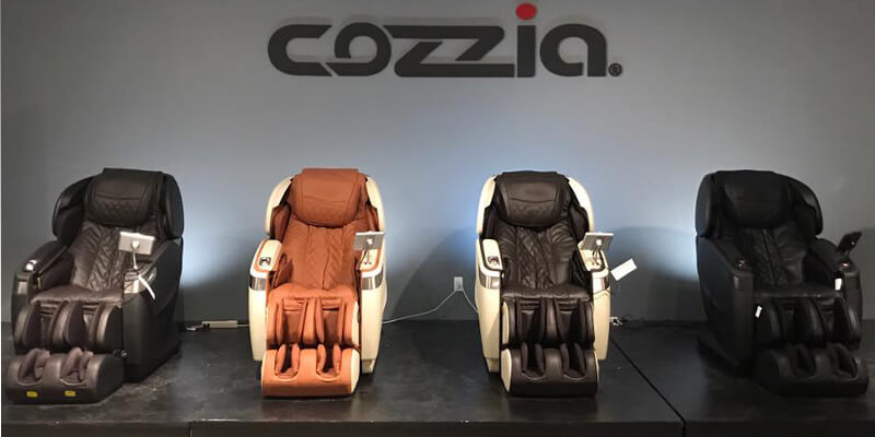 Cozzia Massage Chair CES