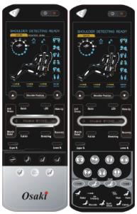 Osaki OS-3D Pro Dreamer Remote