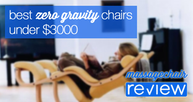 Best Massage Chair Under $3000