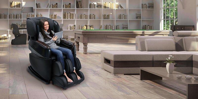 Ogawa Smart 3D Massage Chair CES