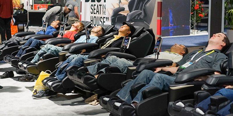 Panasonic Massage Chair CES