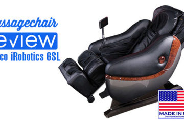 Luraco iRobotics 6SL Massage Chair
