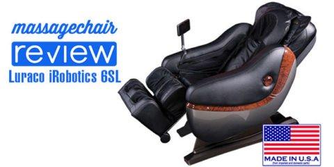 Luraco iRobotics 6SL Massage Chair