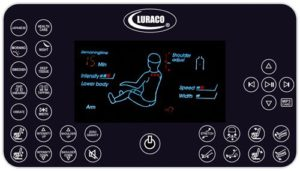 Luraco iRobotics 6SL Remote