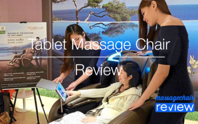 tablet massage chair review