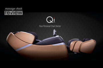 Cozzia Qi Massage Chair Review