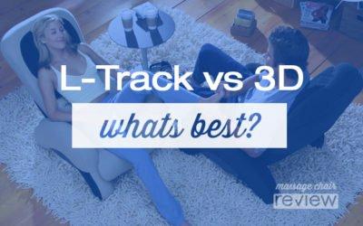 L-Track 3D massage comparison
