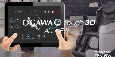 Ogawa Touch 3D Massage Chair
