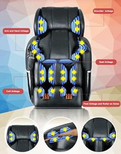 BestMassage EC-77 airbags